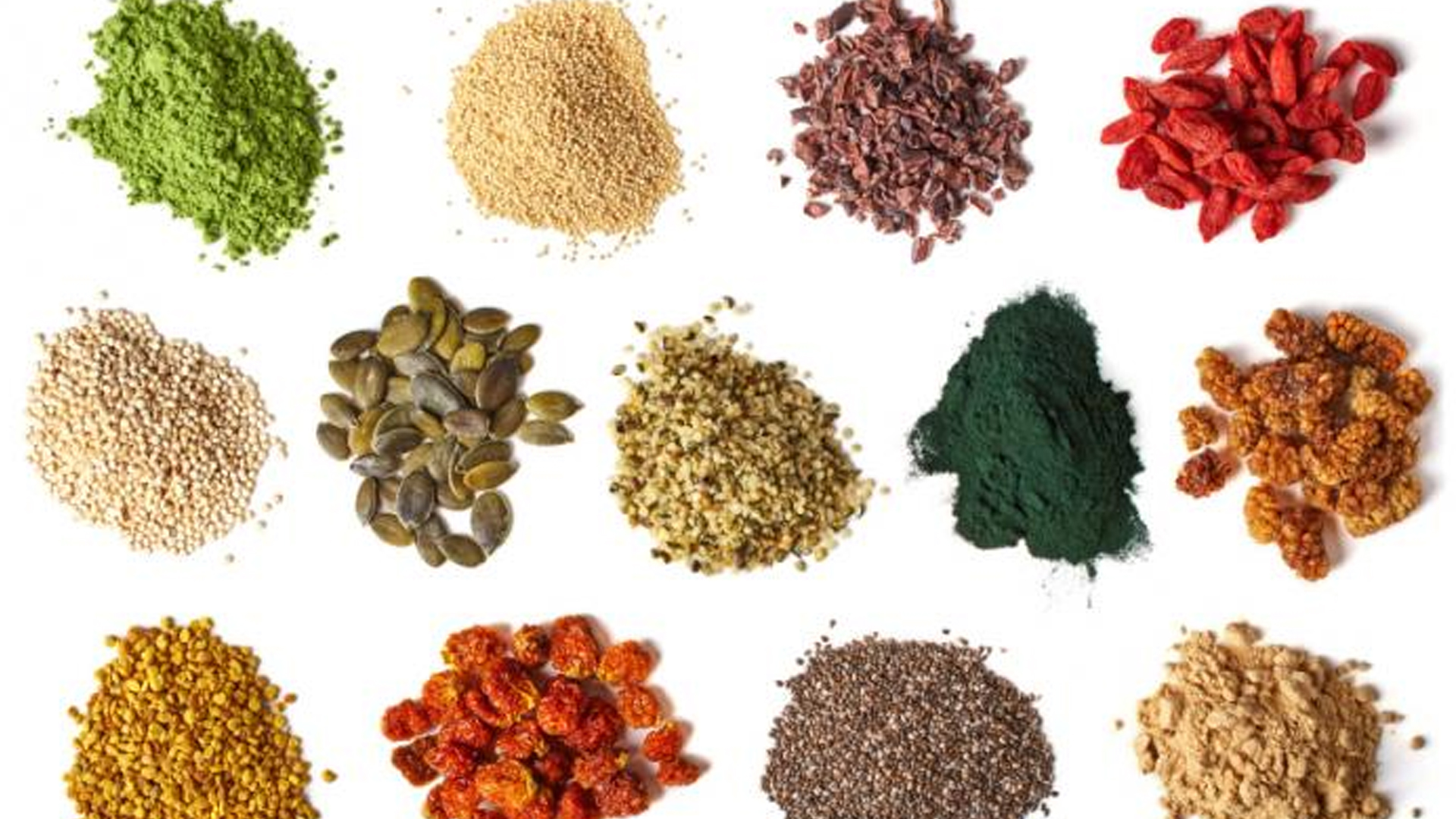 7 superfoods from Ancient medicine benefit for lose weight